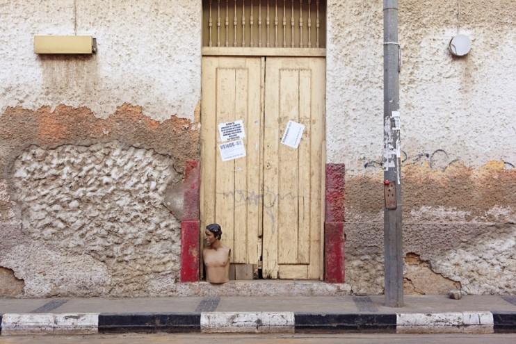 Edson Chagas, Found Not Taken, Luanda, 2013.