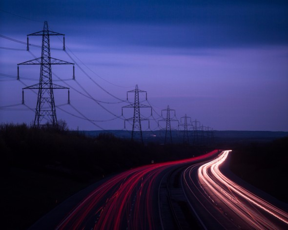 Egner-Photography-10-Light-Trails-Photography-M40-Motorway-Power-Pylons-Oxford-IMG_8259-590×471