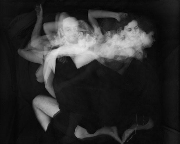 Lutz 001/ Der Liebenden Schlaf/ Paul Schneggenburger/ Agentur Anzenberger