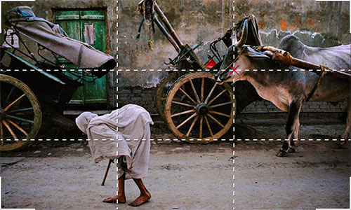 ©Steve McCurry. Getting there.