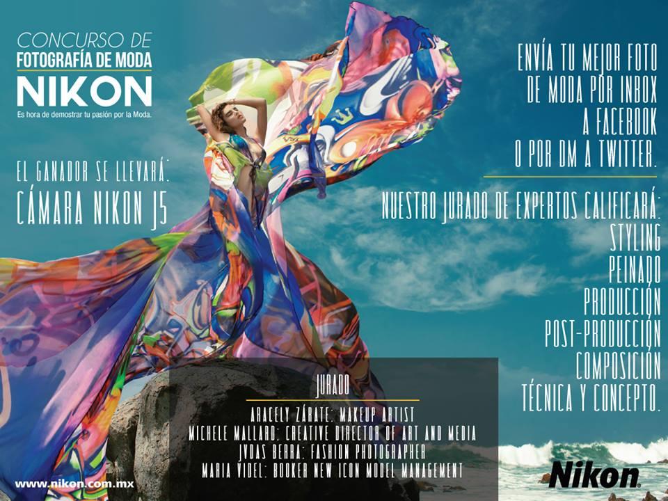 Concurso fotograf a de moda nikon 2016 aavi blog for Concurso de docencia 2016