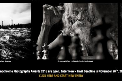 Concurso internacional de fotografía blanco y negro