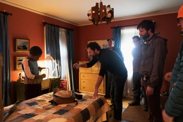 ¿Quién es el director de fotografía de Stranger Things?