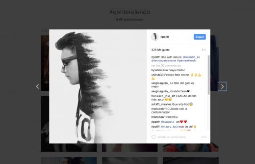 Concurso Internacional de Fotografía en Instagram