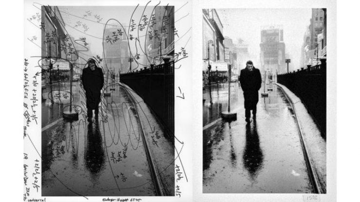 La edición en el cuarto oscuro de fotografías clásicas ...