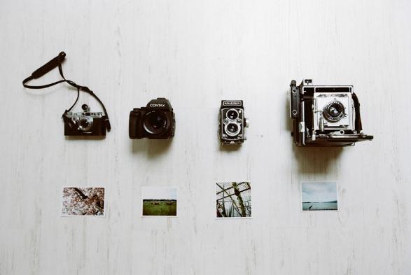 estudiar fotografía analógica