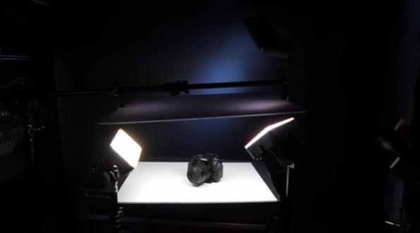 Iluminación fotografía