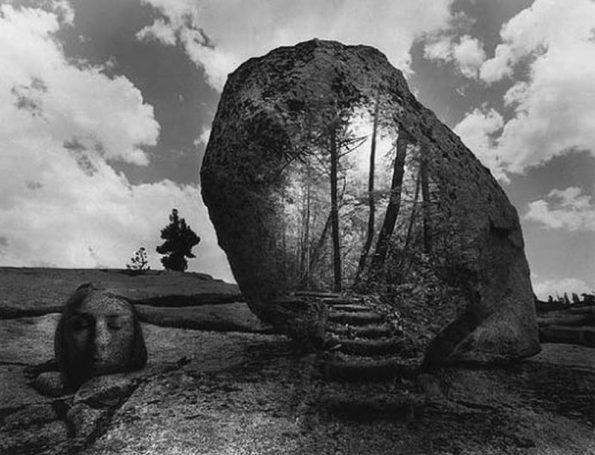 Surrealismo fotografía analógica