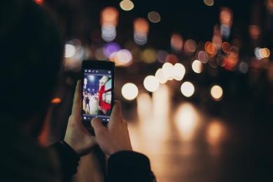 Tips para mejores fotos nocturnas