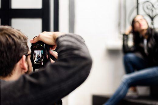 Beca de estudios en fotografia