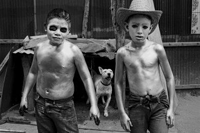 Dos fotografas mexicanas