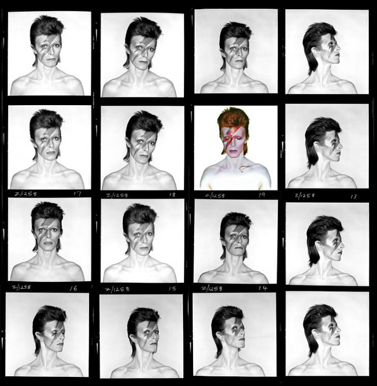 Exposición de David Bowie en la CDMX
