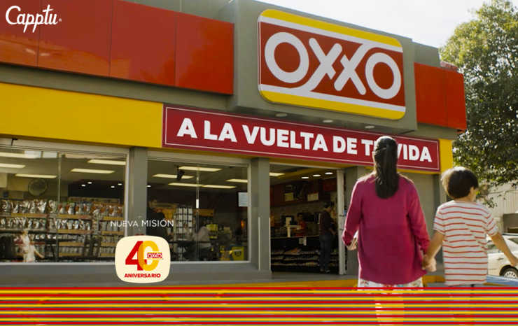 convocatoria 40 aniversario OXXO
